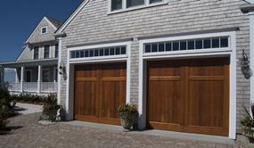Brown Garage Doors